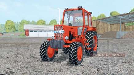 MTZ 82 Belarus movable elements for Farming Simulator 2015