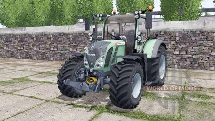 Fendt 714 Vario SCR choice of wheels for Farming Simulator 2017