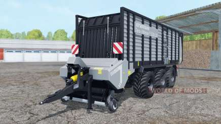 Strautmann Tera-Vitesse CFS 5201 DO black for Farming Simulator 2015