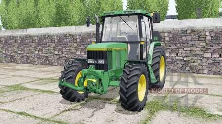 John Deere 6200 for Farming Simulator 2017