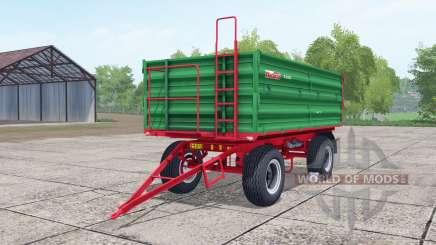 Warfama Ƭ-670 for Farming Simulator 2017