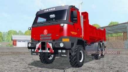Tatra T815-280 S25 TerrNo1 for Farming Simulator 2015