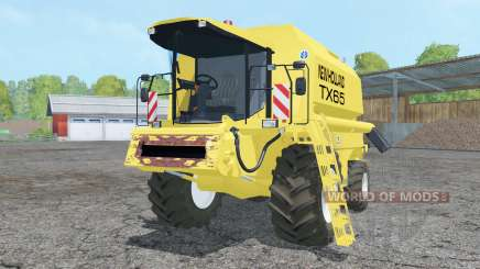 New Hollanɗ TX65 for Farming Simulator 2015