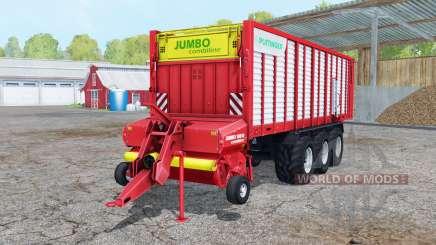 Pottinger Jumbo 10010 Combiline for Farming Simulator 2015