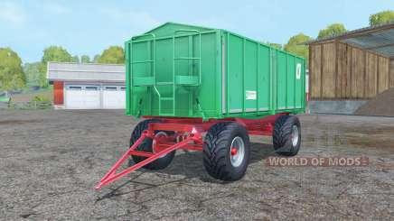 Kroger HKƊ 302 multifruit for Farming Simulator 2015