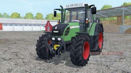 Fendt 312 Vario TMS front loader for Farming Simulator 2015