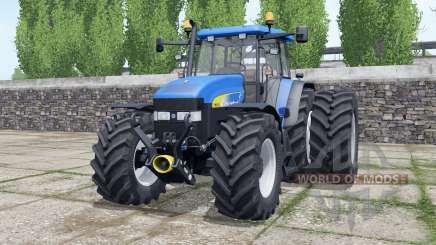 New Holland TM175 new beacon lights for Farming Simulator 2017
