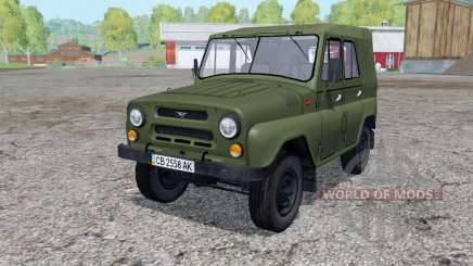 UAZ 31512 1985 for Farming Simulator 2015
