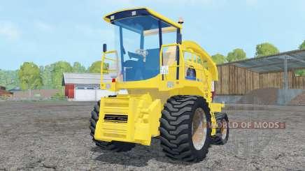 New Hollanɗ FX48 for Farming Simulator 2015