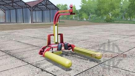 Tanco AutoWrap 1510EH for Farming Simulator 2017