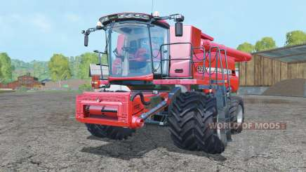 Case IH Axial-Flow 9230 dual front wheels for Farming Simulator 2015