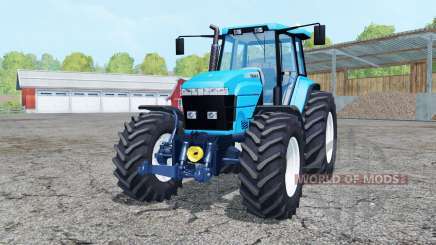 Landini Starland 240 2003 for Farming Simulator 2015