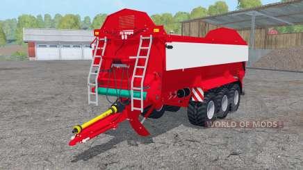 Krampe Bandit 800 fruit varieties for Farming Simulator 2015