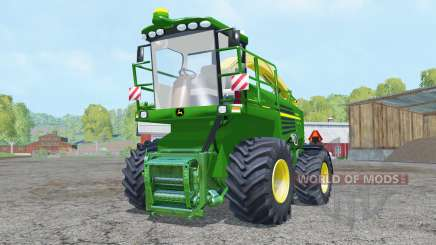 John Deeᶉe 7950i for Farming Simulator 2015