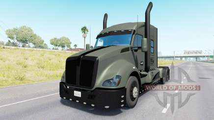 Kenworth T680 The General for American Truck Simulator