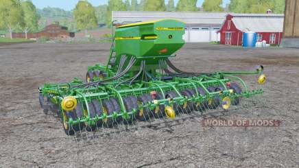 Johɳ Deere 750A for Farming Simulator 2015