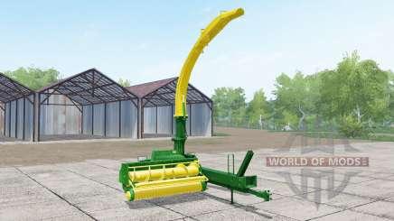 John Deere 3765 for Farming Simulator 2017