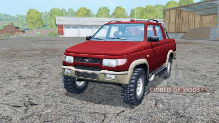 UAZ 2362 for Farming Simulator 2015