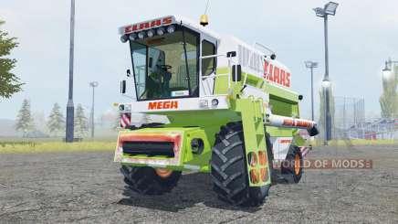 Claas Dominator 204 Mega for Farming Simulator 2013