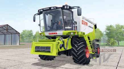 Claas Lexion 550 IC for Farming Simulator 2017