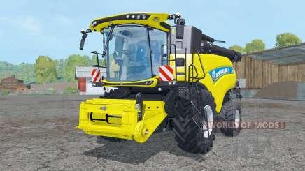 New Holland CR10.90 wheels for Farming Simulator 2015