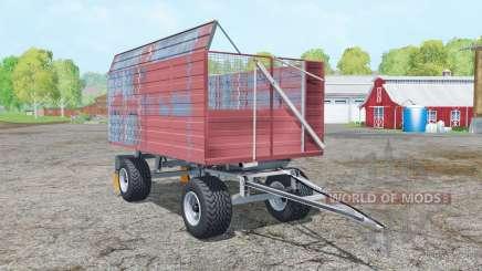 Conow HW 80 frayed for Farming Simulator 2015