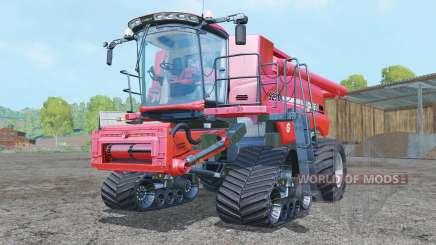 Case IH Axial-Flow 9230 crawler for Farming Simulator 2015