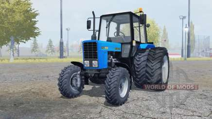 MTZ Belarus 82.1 animated elements for Farming Simulator 2013