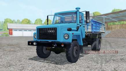GAZ 33086 Countryman for Farming Simulator 2015