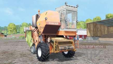 Yenisei 1200-1 for Farming Simulator 2015