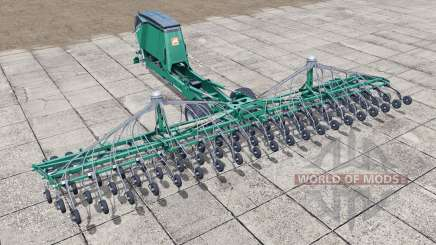 Amazone Condor 15001 all fruits for Farming Simulator 2017