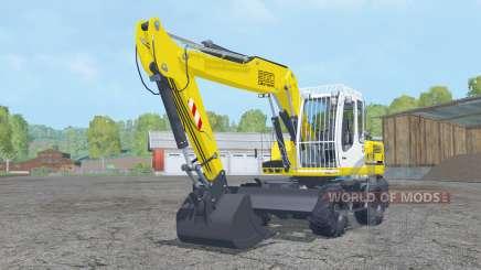 Liebherr A 900 Compact Litroniƈ for Farming Simulator 2015