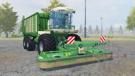 Krone BiG L 500 Prototype v2.0 for Farming Simulator 2013