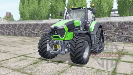 Deutz-Fahr Agrotron 9340 TTV crawler for Farming Simulator 2017