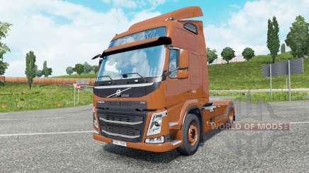 Volvo FM 450 Globetrotter LXL 2013 v1.5 for Euro Truck Simulator 2