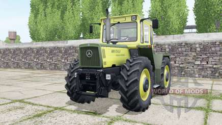 Mercedes-Benz Trac 1400 Turbo more configuration for Farming Simulator 2017