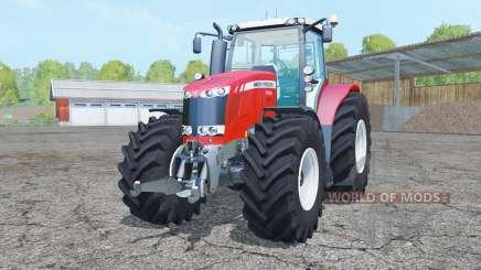 Massey Fergusoᶇ 7726 for Farming Simulator 2015