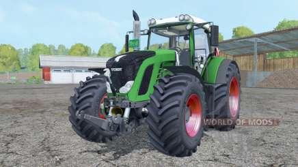 Fendt 939 Vario animated element for Farming Simulator 2015