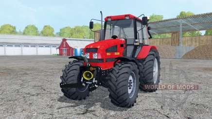 Belaus 1221.4 for Farming Simulator 2015