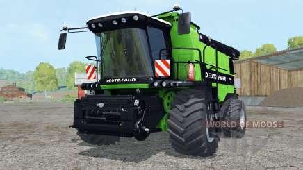 Deutz-Fahr 7545 RTS washable for Farming Simulator 2015