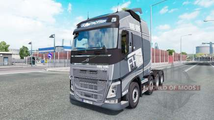 Volvo FH16 750 8x4 Globetrotteᶉ XL 2014 for Euro Truck Simulator 2