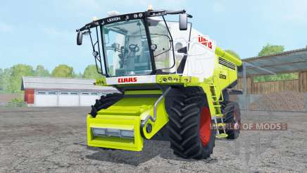 Claas Lexion 780 wheels for Farming Simulator 2015