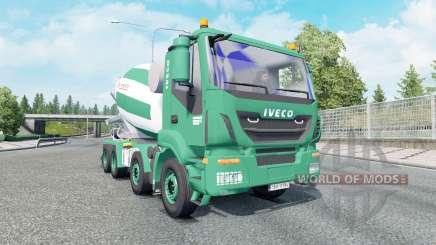 Iveco Trakker Hi-Land 500 Mixer 2013 for Euro Truck Simulator 2