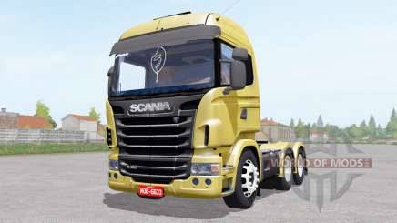 Scania R480 Highline for Farming Simulator 2017