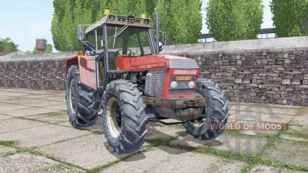 Zetor 16145 Turbꝍ for Farming Simulator 2017