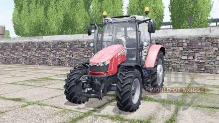 Massey Ferguson 5610 front loader for Farming Simulator 2017