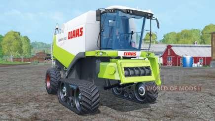 Claas Lexion 560 TerraTrac with cutters for Farming Simulator 2015