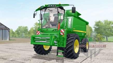 John Deere T670i wheels selection for Farming Simulator 2017