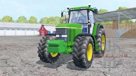 John Deere 7810 animated element for Farming Simulator 2015
