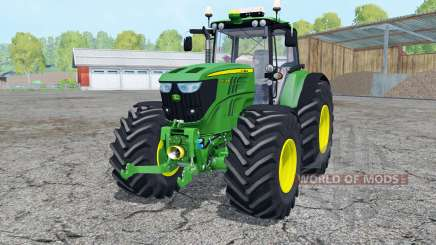 John Deere 6170Ɱ for Farming Simulator 2015